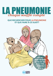 Pneumonia Education - African Muslim French - Health Worker Flier