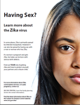 Sexual Transmission of Zika Posters