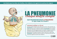 Pneumonia Education - African Muslim French - Caregiver Story with Doctor
