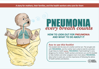 Pneumonia Education - African Muslim English - Caregiver Story with Health Worker