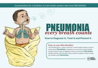 Pneumonia Education - South Asian English - Health Worker Training (with amoxicilin)