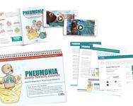 Pneumonia Education - African Muslim French - Health Worker Kit