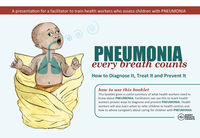 Pneumonia Education - African English - Health Worker Training (no amoxicillin)