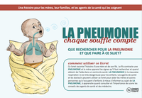Pneumonia Education - African Muslim French - Caregiver Story with Health Worker